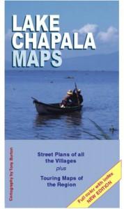 Lake Chapala Maps